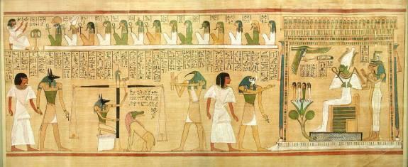Le mystère du Livre des Morts – L'Art aux Quatre Vents