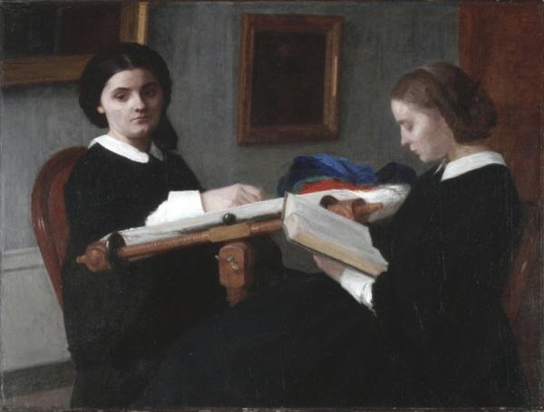 les-deux-soeurs