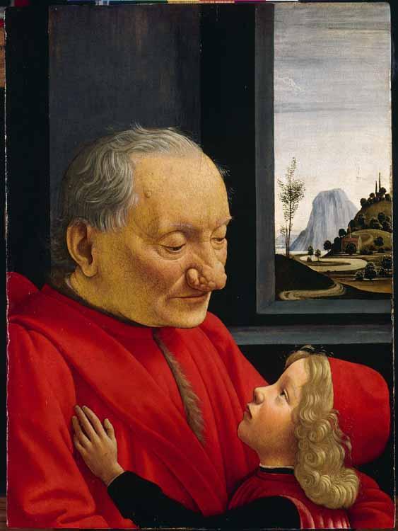 Peinture Italienne L Art Aux Quatre Vents