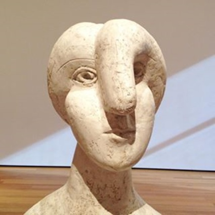 Sculpture de Picasso