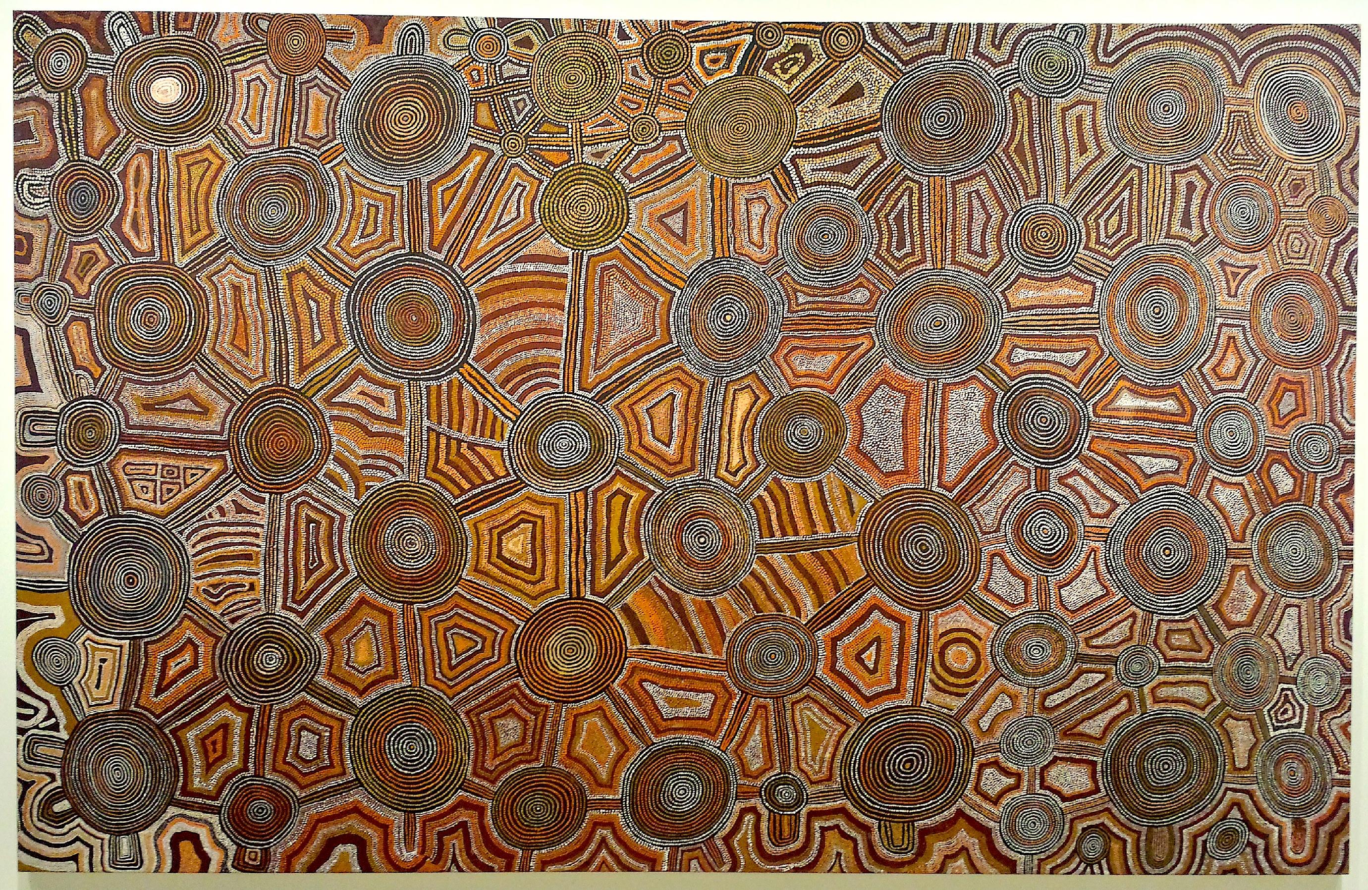 Bevorzugt L'art aborigène en Australie : histoires sacrées et histoires d  MS27