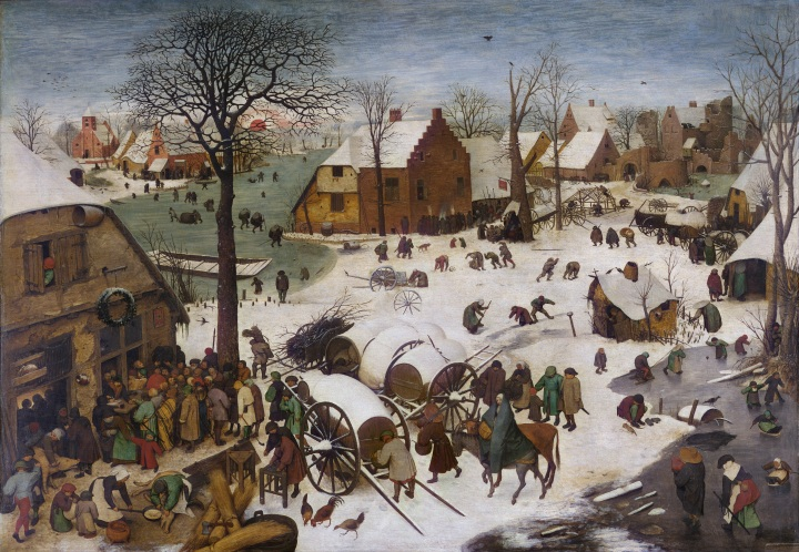 Version brueghel l'ancien