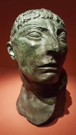 Tête d'Héraklès (1908-1909)