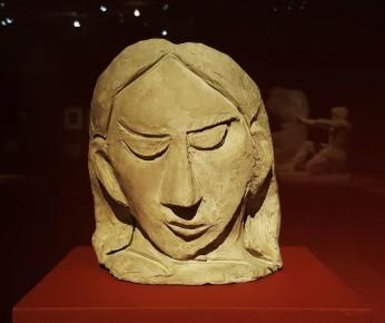 Picasso, Tête de femme (1906-1907)