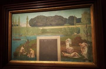 Puvis de Chavannes, L'Eté (1891)