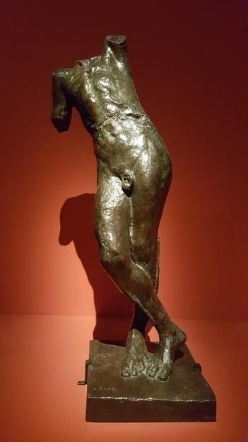 Rodin, Génie funéraire (1898)