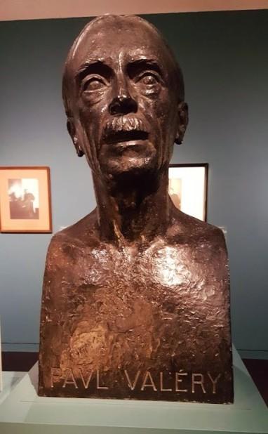 Buste de Valéry (Renée Vautier, 1934)