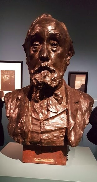Buste de Degas (Paul Paulin, 1907)