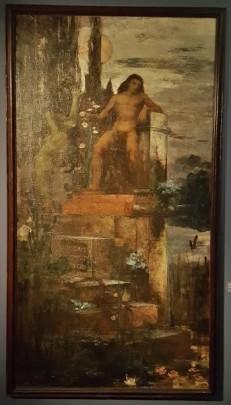 Georges Desvallières, Narcisse (1897)