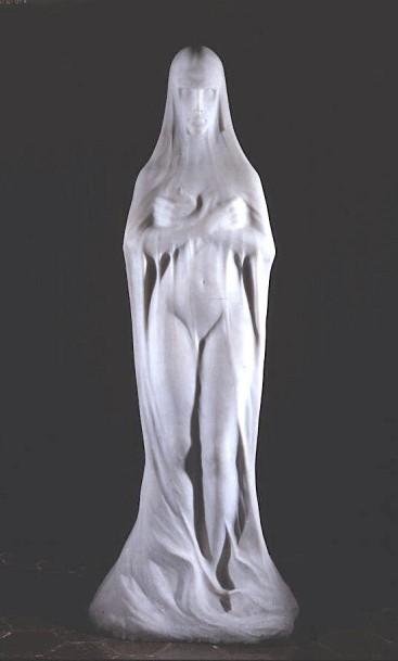 Boleslas Biegas, La Sagesse (1905) © Thomas Hennocque
