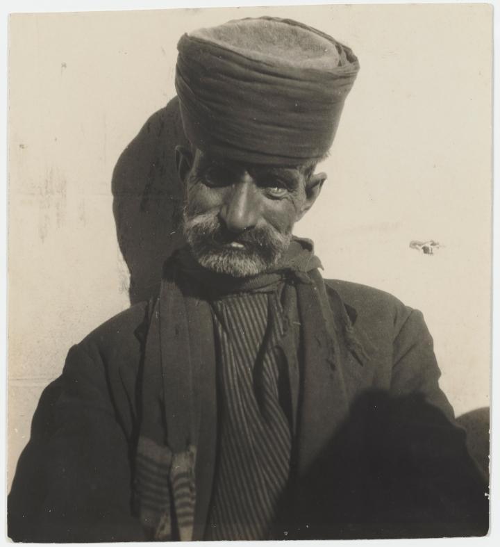 9. Arabe à Jérusalem