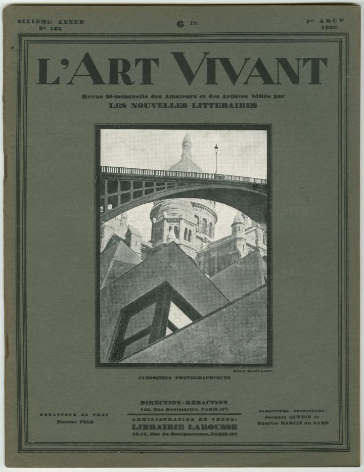 L_Art vivant n°135