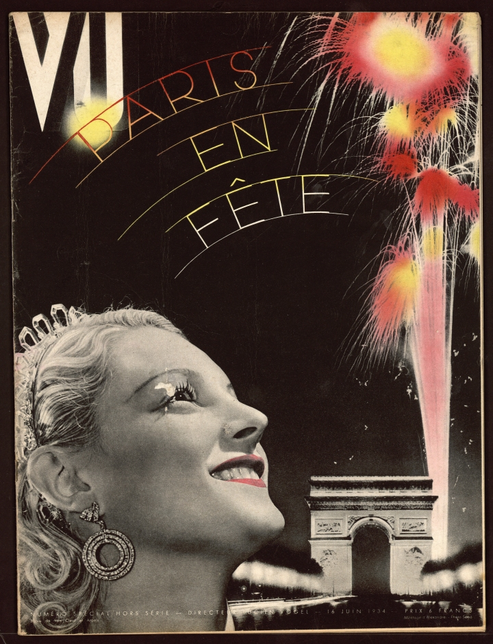 VU Hors-Série Paris en fête